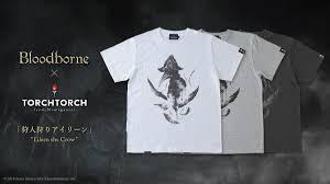 Eileen the Crow/ Bloodborne <b>T</b>-<b>Shirt</b> Collection | TORCH TORCH