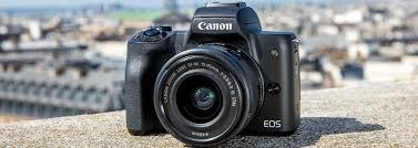 <b>Canon EOS M50</b>: неделя с экспертом
