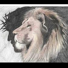 <b>Jesus the lion of</b> the tribe of Judah