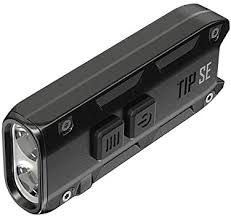 <b>NITECORE TIP SE Dual-Core</b> Metallic Keychain Light - 700 Lumen ...