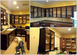 gel stain kitchen cabinets: how to refinish kitchen cabinets desktop x how to refinish kitchen cabinets