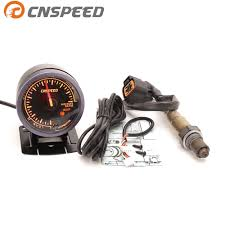 <b>Free Shipping CNSPEED 60mm</b> Car Auto Air Fuel Ratio Gauge ...