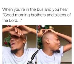 Image result for nigeria preacher in a bus