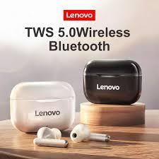 <b>Lenovo</b> Lp1 <b>wireless</b> earphone Sports bluetooth earphones game ...