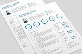 resumetemplate tsocho 2 0 modern resume template 04