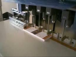 Teknoset <b>Uchida LA EX4</b> Kağıt Delme Makinası - YouTube