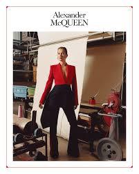<b>Women's Autumn/Winter</b> 2019 Campaign - AlexanderMcQueen