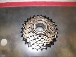 <b>shimano</b> 6 speed mf-tz20 <b>14</b>-<b>28t</b> brown <b>mtb</b>-hybrid-cruiser <b>bicycle</b> ...