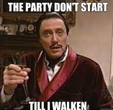 Christopher Walken Smoking Jacket memes | quickmeme via Relatably.com