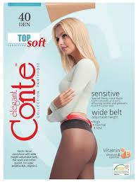 <b>Колготки Conte Elegant Top</b> Soft 40 den — купить по выгодной ...
