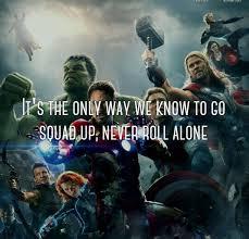 Marvel Quotes. QuotesGram via Relatably.com