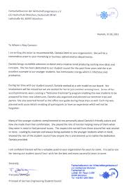 Cover Letter Student Council Examples Production Chefs Visual
