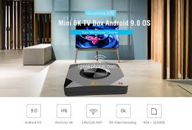 <b>Gocomma</b> X99 Mini Review: 6K <b>TV</b> Box Comes with Android 9.0 OS ...