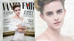 Cover Story: <b>Emma Watson</b>, Rebel Belle | Vanity Fair