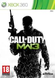 Call of Duty Modern Warfare 3 RGH Xbox 360 Español Mega