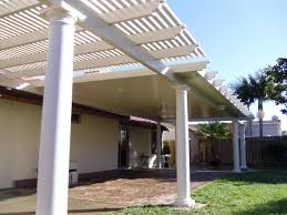 covered adjustable patio