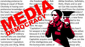 words essay on role of media in a democracy