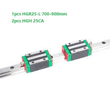 <b>1pcs Original</b> New <b>HIWIN</b> HGR25-700mm/800mm/900mm <b>linear</b> ...