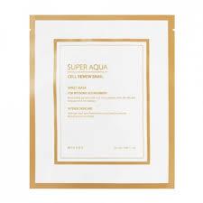 <b>Регенерирующая маска для лица</b> MISSHA Super Aqua Cell ...