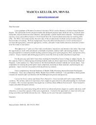sample self introduction letter self introduction business letter graduate nurse cover letter sample cover letter for nurse
