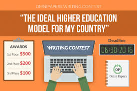 OmniPapers Writing Contest  The Ideal Higher Education Model for My Country