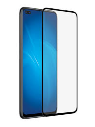<b>Закаленное стекло DF для</b> Realme 6 Pro Full Screen Full Glue ...