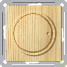 <b>Диммер</b> Schneider Electric W59, <b>300 Вт</b>, <b>поворотный</b>, цвет сосна в ...