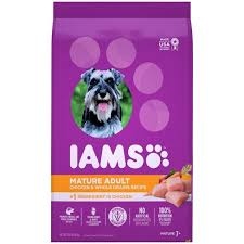Iams Proactive Health Chicken & Whole Grains Recipe <b>Mature</b> Adult ...