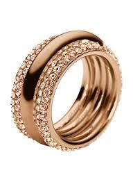 <b>Dkny</b> Stainless Steel Fashion Ring for <b>Women</b> with <b>Sparkling</b> Stones ...