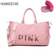 4 Color Pink Red Black <b>Gym Bag Sports Bags</b> for <b>Fitness Women</b> ...