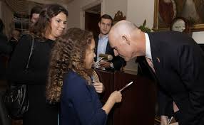 "governor rick scott and first lady ann scott announce black    first lady ann scott said  ""we are very excited to recognize the florida k   students who participated in the black history month art and essay"