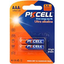 Щелочной/алкалиновый элемент питания <b>PKCELL</b> LR03-2B тип ...