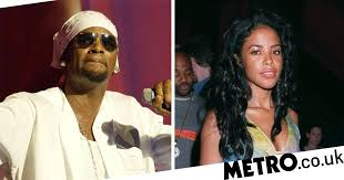 Inside R Kelly and Aaliyah