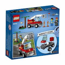 <b>Конструктор LEGO City Fire</b> 60212 Пожар на пикнике - купить в ...