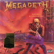 Megadeth - <b>Peace</b> Sells… But Whos Buying? (<b>180</b> Gr) | www.gt-a.ru
