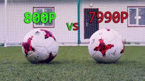 800p Vs 7990p Есть разница ?? Тест дорогого и дешевого <b>мяча</b> ...