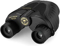 Visionking 8X25 <b>Pocket</b> Travel <b>Binoculars</b> Outdoor Portable ...