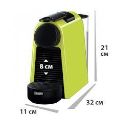 Delonghi EN 85 <b>Nespresso Essenza</b> Mini – самая маленькая ...