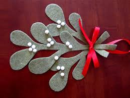 cheap christmas decor: make your own mistletoe  diy christmas mistletoe sl make your own mistletoe