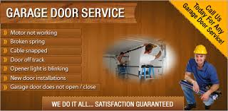 Image result for repair broken garage door