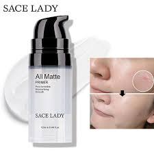 <b>SACE LADY</b> Pore Face Primer <b>Matte</b> Base 12ml Concealer ...