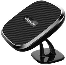 Автомобильный держатель Nillkin Car Magnetic Wireless 10W 2-<b>C</b> ...