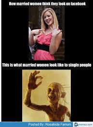 How married women look | Memes.com via Relatably.com