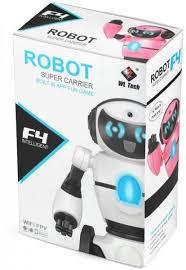 Интернет-магазин <b>Розовый робот WL toys</b> F4 c WiFi FPV ...