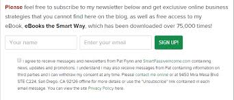 how to write newsletters that get opened and clicked how does pat s newsletter s value prop score