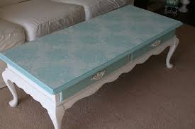 chalk paint coffee table project chalk paint coffee table