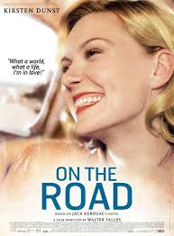 Kirsten Dunst Camille On the Road poster. Kirsten Dunst/Camille On the Road poster. If this isn't an all-out smile, I don't know what is. - on-the-road-kirsten-dunst