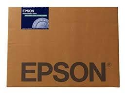 <b>Epson Enhanced</b> - <b>Matte poster</b> board - A2 (420 x 594 mm) - 20 ...