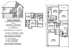 Narrow   Monte Smith Designs House PlansMonte Smith Designs House Plans  middot  Story  Bedroom    Bathroom  Dining room