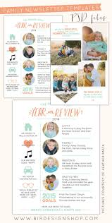 best ideas about newsletter template parent photoshop year in review newsletters